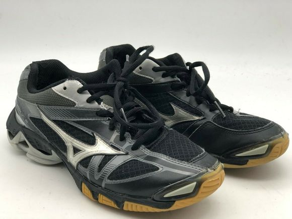 mizuno womens wave supersonic volleyball shoes vintage